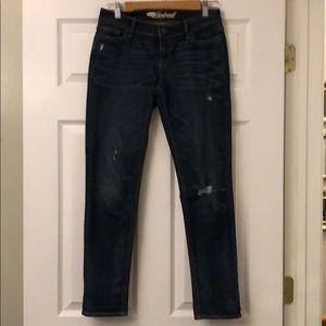 NWOT Old Navy Boyfriend Jeans Size 0